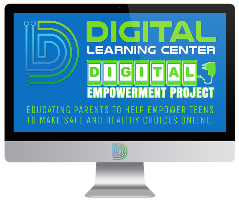 Digital Empowerment Project. Educating Parents. Empowering Teens.